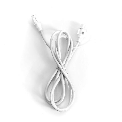 Connect Pro MV058 2m White Extension Lead, Connectable